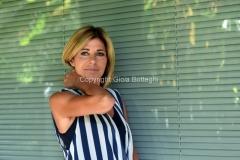 02/07/2016 Roma presentazione della nuova edizione di Mi manda rai tre, nella foto Elsa Di Gati , collaboratrice del programma