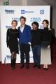 Foto/IPP/Gioia Botteghi Roma11/02/2019 presentazione del film Modalità aereo, nella foto: Lillo, Paolo Ruffini, Violante Placido e Caterina Guzzanti Italy Photo Press - World Copyright