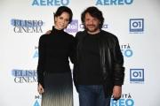 Foto/IPP/Gioia Botteghi Roma11/02/2019 presentazione del film Modalità aereo, nella foto:  Caterina Guzzanti e Lillo Italy Photo Press - World Copyright