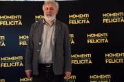Foto/IPP/Gioia Botteghi Roma 07/03/2019 Presentazione della film, Momenti di trascurabile felicità, nella foto: Francesco Piccolo scrittore Italy Photo Press - World Copyright