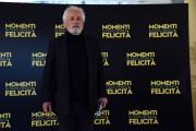 Foto/IPP/Gioia Botteghi Roma 07/03/2019 Presentazione della film, Momenti di trascurabile felicità, nella foto: Franco Piersanti per le musiche Italy Photo Press - World Copyright