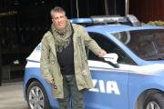 24/02/2017 Roma presentazione della fiction MONTALBANO, nella foto Angelo Russo