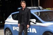 24/02/2017 Roma presentazione della fiction MONTALBANO, nella foto Cesare Bocci