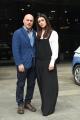 24/02/2017 Roma presentazione della fiction MONTALBANO, nella foto Luca Zingaretti e Valentina Lodovini