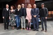 Foto/IPP/Gioia Botteghi Roma31/01/2019 Presentazione dela fiction Montalbano, festa per i 20 anni della serie, nella foto: il cast Italy Photo Press - World Copyright