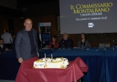 Foto/IPP/Gioia Botteghi Roma31/01/2019 Presentazione dela fiction Montalbano, festa per i 20 anni della serie, nella foto: Luca Zingaretti Italy Photo Press - World Copyright