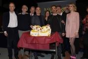 Foto/IPP/Gioia Botteghi Roma31/01/2019 Presentazione dela fiction Montalbano, festa per i 20 anni della serie, nella foto: il cast regia e produzione Italy Photo Press - World Copyright