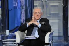 14/01/2013 Roma Monti a porta a porta