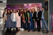 Foto/IPP/Gioia Botteghi Roma 17/05/2021 Photocall del film Morrison, il regista Federico Zampaglione e tutto il cast Italy Photo Press - World Copyright