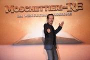 Foto/IPP/Gioia Botteghi Roma18/12/2018 Presentazione del film I moschettieri del Re, nella foto:  Rocco Papaleo Italy Photo Press - World Copyright