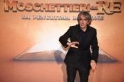 Foto/IPP/Gioia Botteghi Roma18/12/2018 Presentazione del film I moschettieri del Re, nella foto: Sergio Rubini Italy Photo Press - World Copyright
