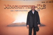Foto/IPP/Gioia Botteghi Roma18/12/2018 Presentazione del film I moschettieri del Re, nella foto: Lele Vannoli Italy Photo Press - World Copyright