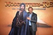 Foto/IPP/Gioia Botteghi Roma18/12/2018 Presentazione del film I moschettieri del Re, nella foto:  il regista Giovanni Veronesi Italy Photo Press - World Copyright