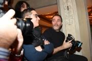 Foto/IPP/Gioia Botteghi Roma18/12/2018 Presentazione del film I moschettieri del Re, nella foto: Valerio Mastandrea fotografo Italy Photo Press - World Copyright
