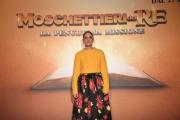 Foto/IPP/Gioia Botteghi Roma18/12/2018 Presentazione del film I moschettieri del Re, nella foto: Matilde Gioli Italy Photo Press - World Copyright