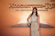 Foto/IPP/Gioia Botteghi Roma18/12/2018 Presentazione del film I moschettieri del Re, nella foto: Valeria Solarino Italy Photo Press - World Copyright
