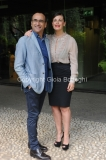 29/05/2014 Roma presentazione del Music awards 2014, presentato da Carlo Conti e Vanessa Incontrada