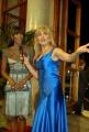 29/09/07 OMEGA/Gioia Botteghi Prima puntata di BALLANDO CON LE STELLE, nelle foto:  Naomi Campbell con MillY Carlucci