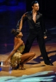 29/09/07 OMEGA/Gioia Botteghi Prima puntata di BALLANDO CON LE STELLE, nelle foto:  Naomi Campbell balla con Alessandro Camerotta