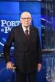 21/11/2016 Roma Puntata di Porta a porta con Giorgio Napolitano