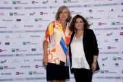 """Foto/IPP/Gioia Botteghi Roma 22/06/2021 Photocall """"Nastri d?argento"""" nella foto :  Giovanna Melandri e Laura Delli Colli Italy Photo Press - World Copyright"""