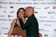 "Foto/IPP/Gioia Botteghi Roma 22/06/2021 Photocall ""Nastri d'argento"" nella foto :  Giuliano Sangiorgi e Ilaria Macchia Italy Photo Press - World Copyright"