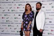 """Foto/IPP/Gioia Botteghi Roma 22/06/2021 Photocall """"Nastri d'argento"""" nella foto :  Federico Zampaglione e Giglia Marra Italy Photo Press - World Copyright"""