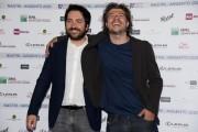 """Foto/IPP/Gioia Botteghi Roma 22/06/2021 Photocall """"Nastri d'argento"""" nella foto : Matteo Rovere e Sidney Sibilla Italy Photo Press - World Copyright"""