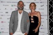 """Foto/IPP/Gioia Botteghi Roma 22/06/2021 Photocall """"Nastri d?argento"""" nella foto :  Stefano Bollani e Valentina Cenni Italy Photo Press - World Copyright"""