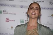 "Foto/IPP/Gioia Botteghi Roma 22/06/2021 Photocall ""Nastri d?argento"" nella foto :  Miriam Leone Italy Photo Press - World Copyright"