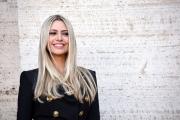 """Foto/IPP/Gioia Botteghi Roma04/12/2018 Presentazione del film """"Natale a 5 stelle"""" nella foto: Martina Stella Italy Photo Press - World Copyright"""