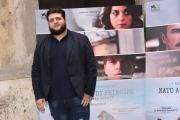 Foto/IPP/Gioia Botteghi 18/04/2018 Roma, Presentazione del fil NATO A CASAL DI PRINCIPE, nella foto Michelangelo Cioffo  Italy Photo Press - World Copyright