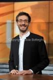29/10/2014 Roma Trasmissione Nautilus, nella foto il conduttore Federico Taddia