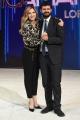 24/11/2016 Roma Presntazione della trasmissione di rai uno Nemicheamatissime, nella fotoLorella Cuccarini con il direttore di Rai uno Fabiano