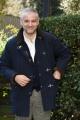 """Foto/IPP/Gioia Botteghi Roma16/11/2018 presentazione della fiction di rai uno """" nero a metà"""", nella foto Fortunato Cerlino Italy Photo Press - World Copyright"""