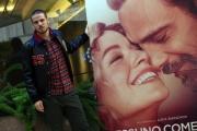 Foto/IPP/Gioia Botteghi 09/10/2018 Roma, presentazione del film Nessuno come noi, nella foto: Leonardo Pazzagli   Italy Photo Press - World Copyright