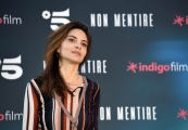 Foto/IPP/Gioia Botteghi Roma29/01/2019 Fiction di canale 5 Non mentire, nella foto: Claudia Potenza Italy Photo Press - World Copyright