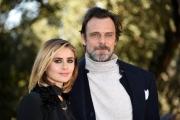 Foto/IPP/Gioia Botteghi Roma29/01/2019 Fiction di canale 5 Non mentire, nella foto: Alessandro Preziosi e Greta Scarano Italy Photo Press - World Copyright