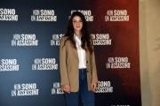 Foto/IPP/Gioia Botteghi Roma /04/2019 presentazione del film Non sono un assassino, nella foto: Barbara Ronchi Italy Photo Press - World Copyright