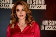 Foto/IPP/Gioia Botteghi Roma /04/2019 presentazione del film Non sono un assassino, nella foto: Claudia Gerini Italy Photo Press - World Copyright