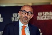 Foto/IPP/Gioia Botteghi Roma /04/2019 presentazione del film Non sono un assassino, nella foto: lo scrittore del libro Francesco Caringella Italy Photo Press - World Copyright