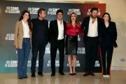 Foto/IPP/Gioia Botteghi Roma /04/2019 presentazione del film Non sono un assassino, nella foto: il cast con il regista Andrea Zaccariello Italy Photo Press - World Copyright