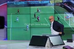 14/09/2014 Roma la nuova edizione di Novantesimo minuto, nella foto: Marco Mazzocchi