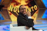 Roma 20/09/2010 _ prima puntata di raitre, NOVECENTO, nella foto Pippo Baudo