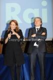 18/02/2016 Roma nuovo direttore di rete presentati da Campo dall'Orto e da Monica Maggioni