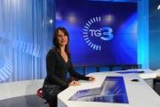 Roma 21/05/2010 Nuovi studi del tg3 a partire dal 24/5/2010, nella foto Floriana Bertelli