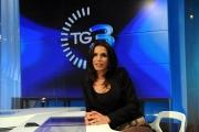 Roma 21/05/2010 Nuovi studi del tg3 a partire dal 24/5/2010, nella foto Maria Cuffaro