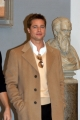 conferenza stampa del film Ocean's twelve.Brad Pitt