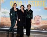 Foto/IPP/Gioia Botteghi Roma 27/01/2020 Presentazione del film Odio l'estate, nella foto: Carlotta Natoli, Lucia Mascino, Maria Di Biase Italy Photo Press - World Copyright