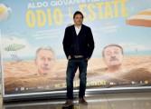 Foto/IPP/Gioia BotteghiRoma 27/01/2020 Presentazione del film Odio l'estate, nella foto: il Regista Massimo VenierItaly Photo Press - World Copyright